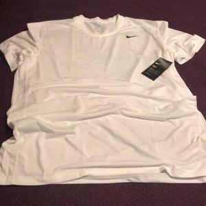 Nike Dri-Fit Short Sleeve Crew Mens T-Shirt SizeXL